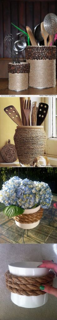 nique diy decoration ideas with rope (10)