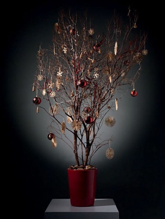 Branches Christmas tree (13)
