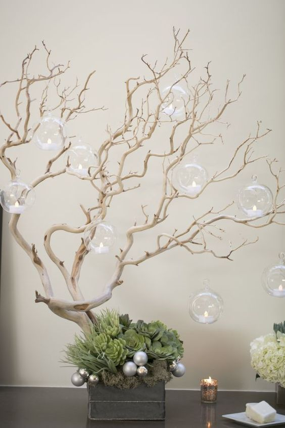 Branches Christmas tree (18)