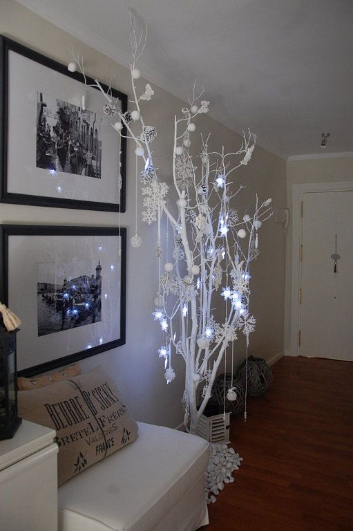 Branches Christmas tree (32)