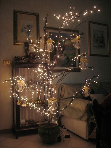Branches Christmas tree (33)