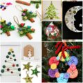 Christmas DIY crafts from buttons (26)