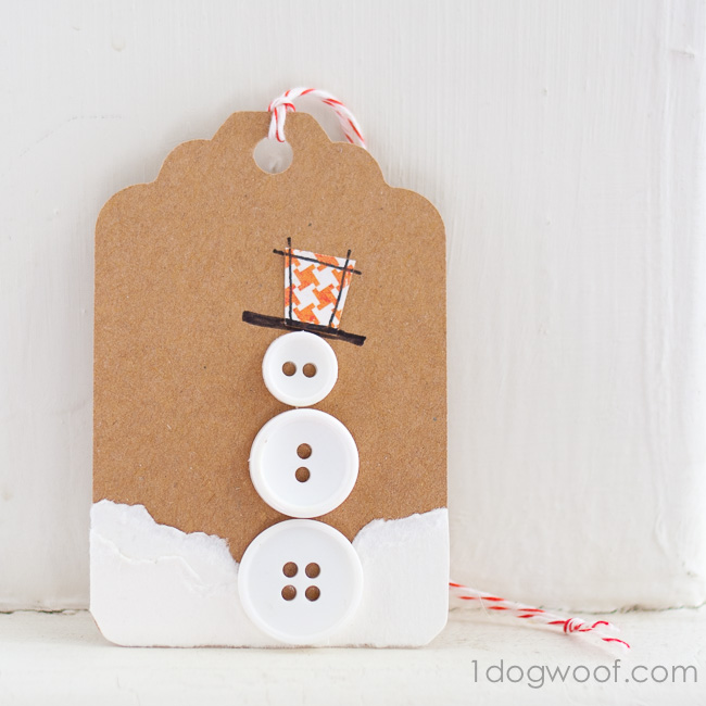 Christmas DIY crafts from buttons (3)
