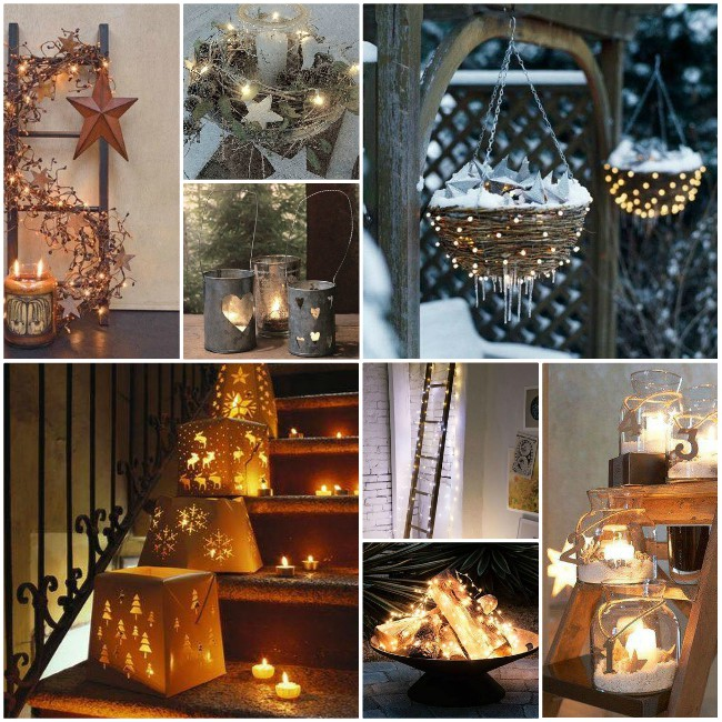 Lighting Tips For Every Room: Gorgeous Lighting That Every Room Is A Christmas Story