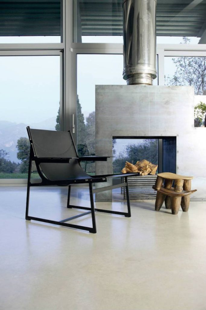 10 Double-sided fireplaces highlight the king of heating ...