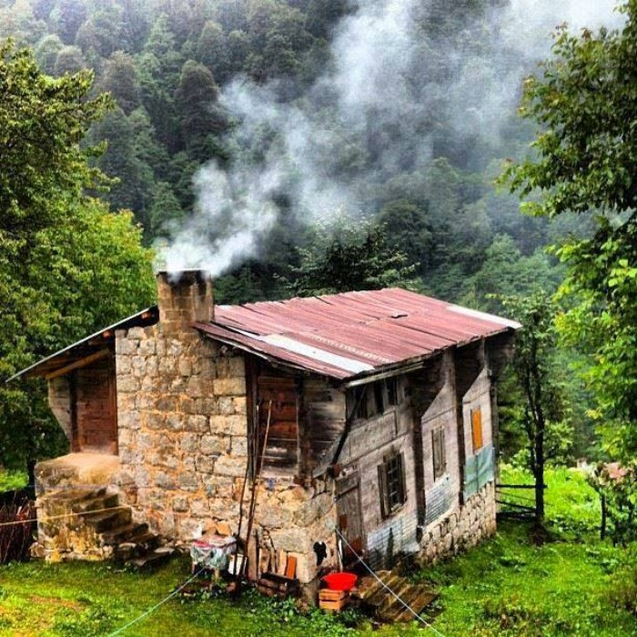 dream houses in the mountains of Greece11