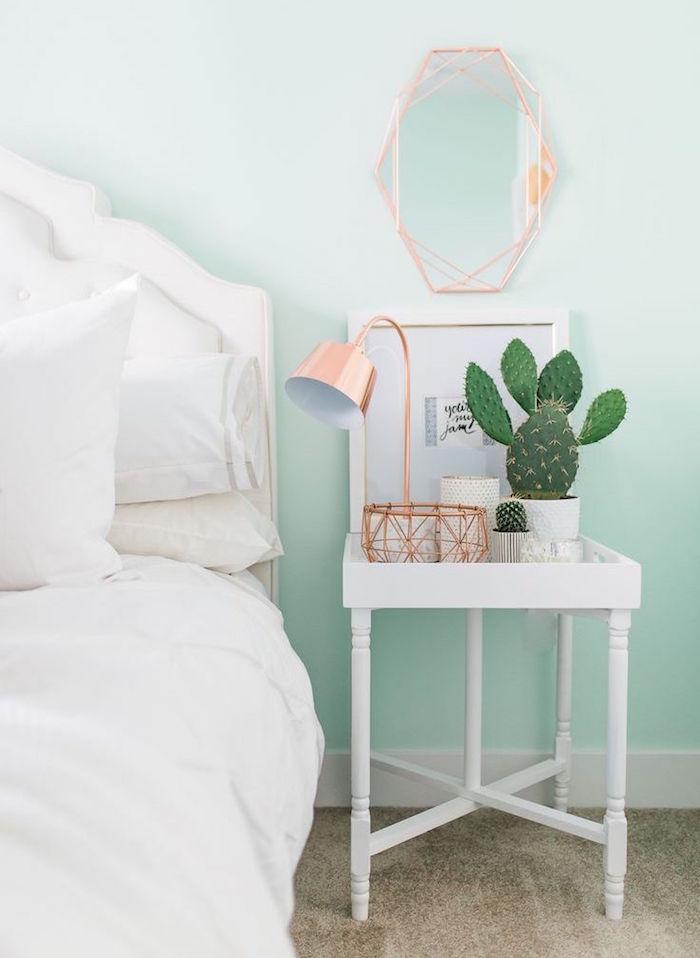 mint color decoration (1)