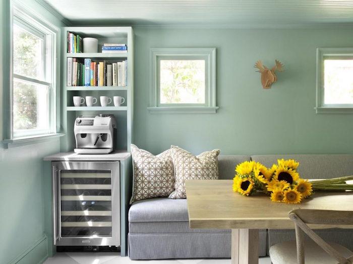 mint color decoration (4)