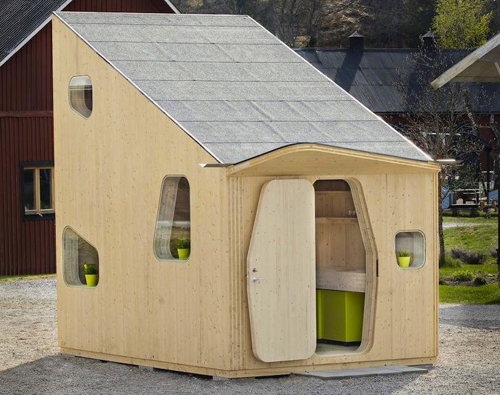 tiny size student house1