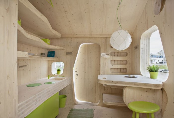 tiny size student house6
