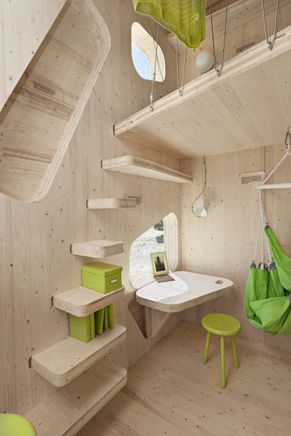 tiny size student house9