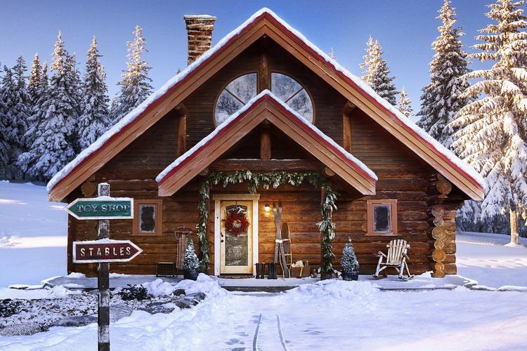 house of Santa Claus (2)