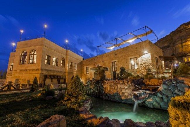 A fairytale hotel6