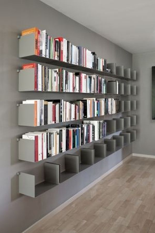 practical and unique ideas to organize books2