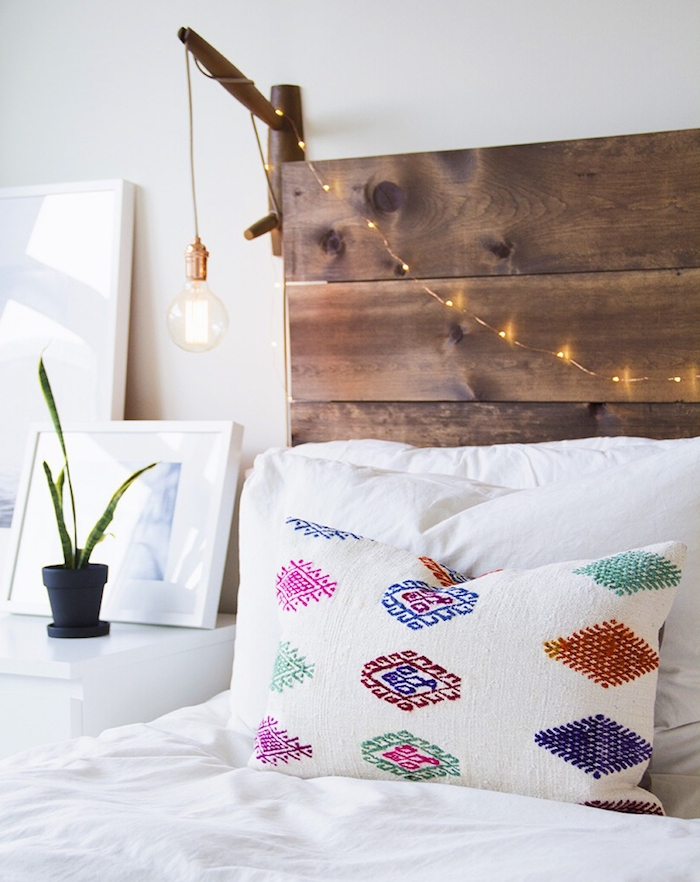 DIY bright headboards (7)