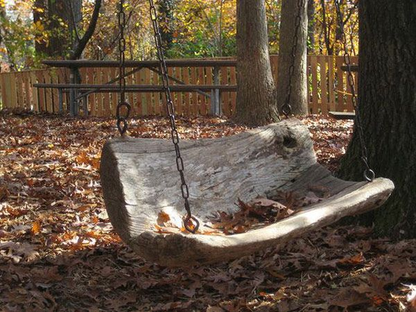 DIY projects for the garden made of wood (2)