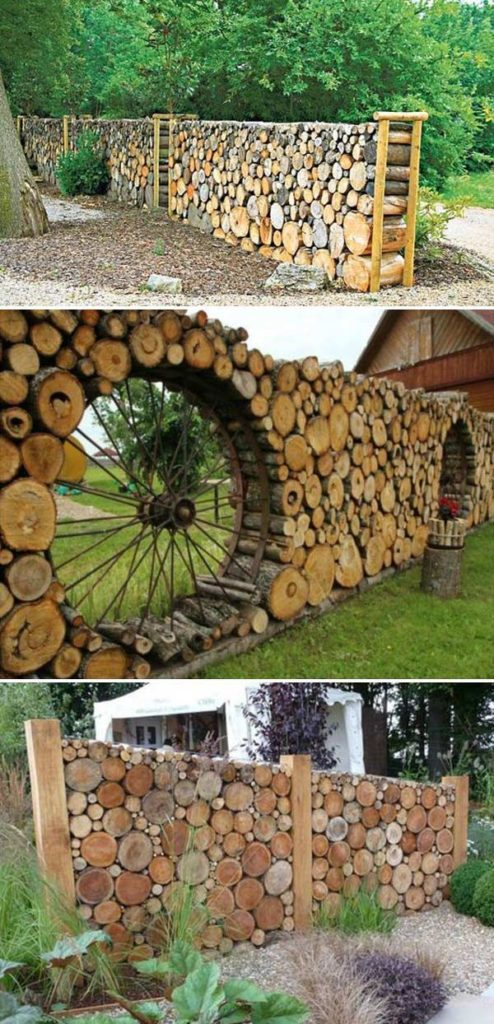 DIY projects for the garden made of wood (4)