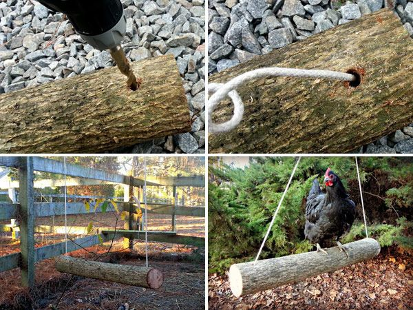 DIY projects for the garden made of wood (8)