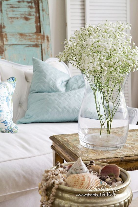 ideas to decorate with flowers13