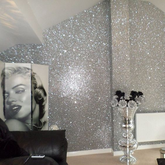 make a gold dust wall6