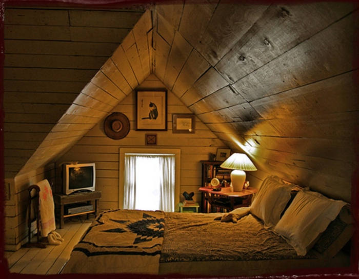 Attics deco and inspiration64