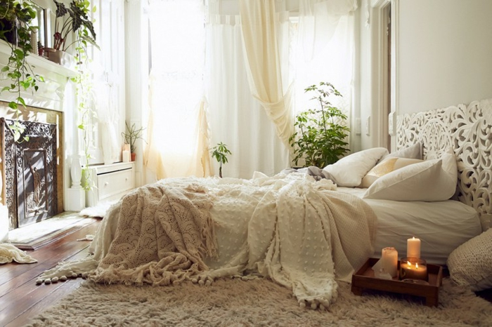 Cocooning bedroom decor33