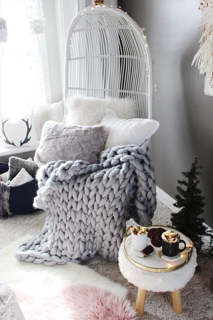 Cocooning bedroom decor36