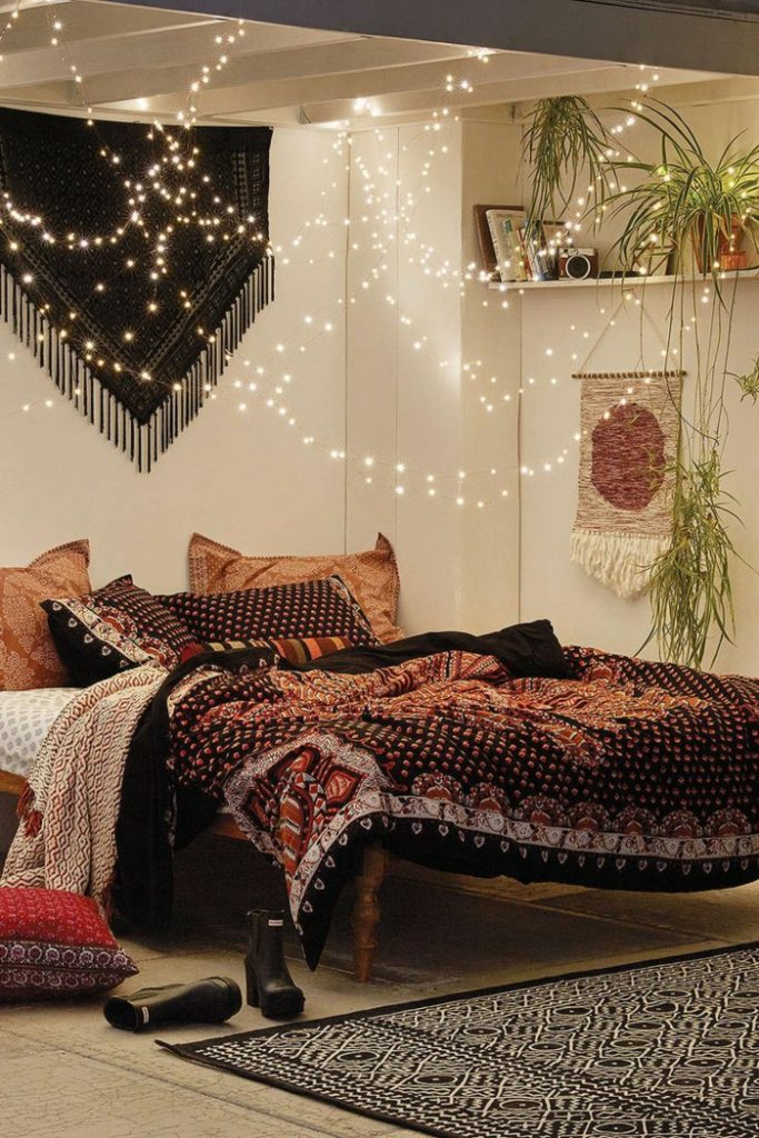Cocooning bedroom decor38
