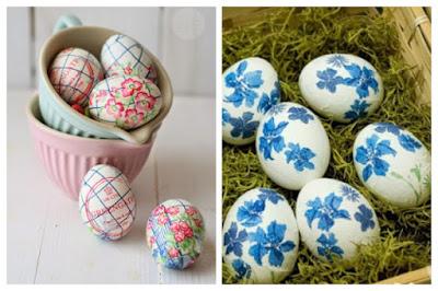 Decoupage in Easter eggs8