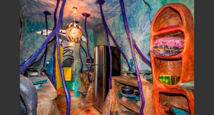 The most eccentric home in Airbnb2