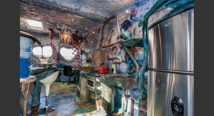 The most eccentric home in Airbnb5