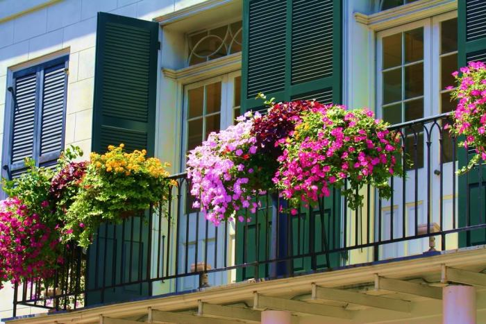 mydesiredhome - blooming balconies ideas25
