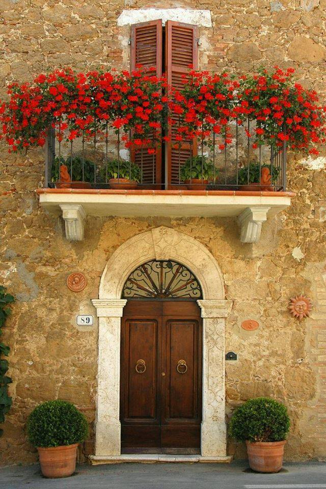 mydesiredhome - blooming balconies ideas34