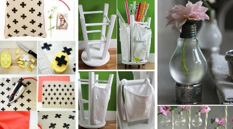 11 Easy fast and cheap DIY crafts you can make yourself