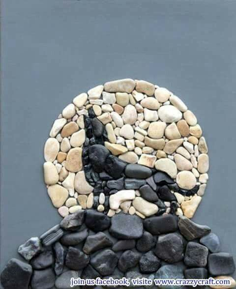 Stone Art Painting Diy Creative