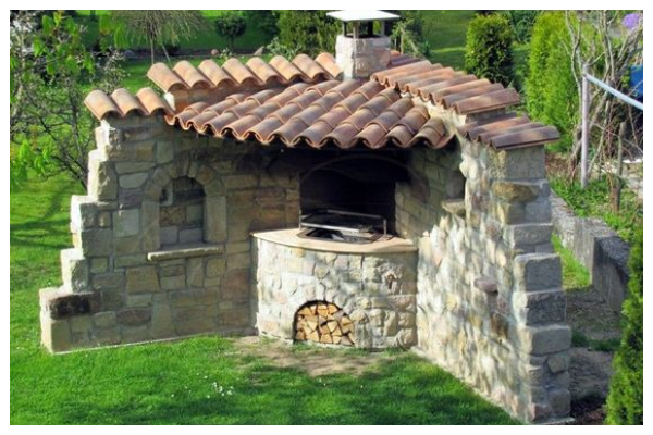 ideas with stone gazebo without a roof10