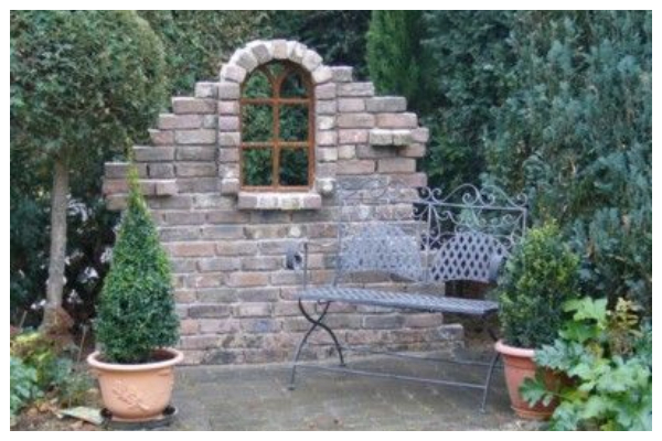 ideas with stone gazebo without a roof4