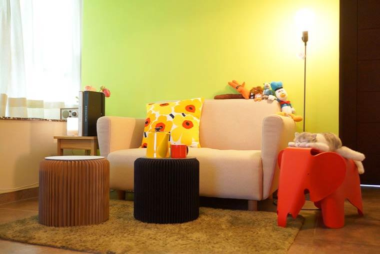 smallest and smartest furniture bookniture