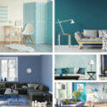 Shades of Blue for the walls11