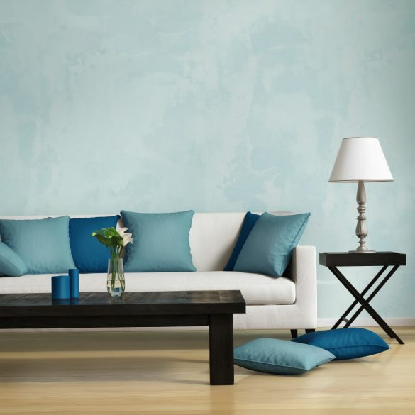 Shades of Blue for the walls9