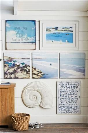 Summer Ideas - crafts for the walls1
