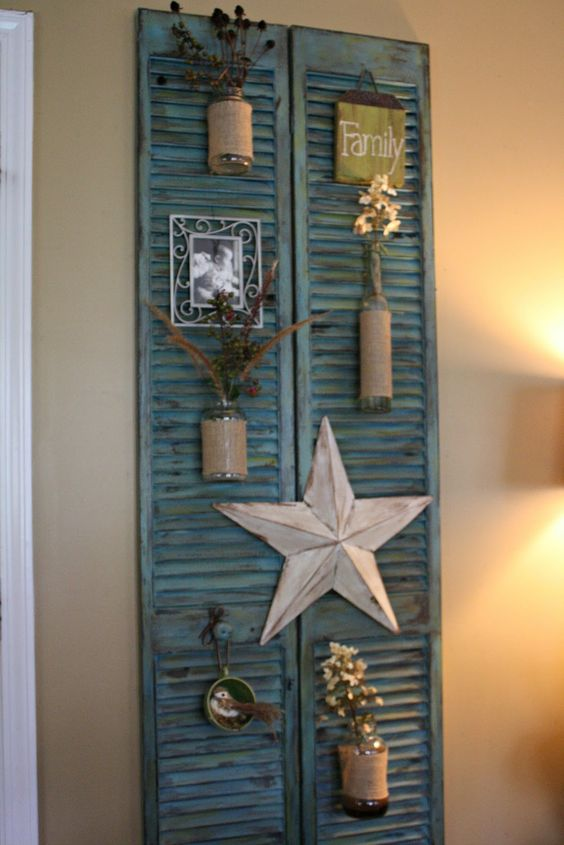 Summer Ideas - crafts for the walls10