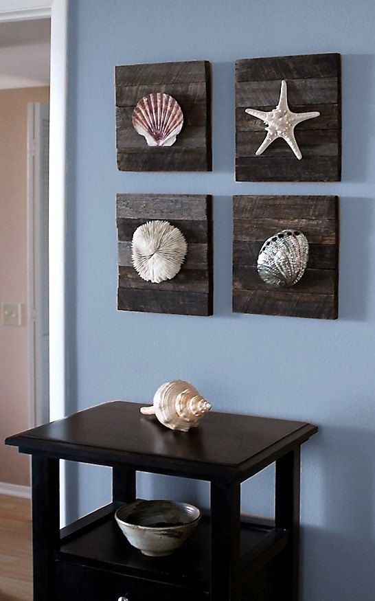 Summer Ideas - crafts for the walls11