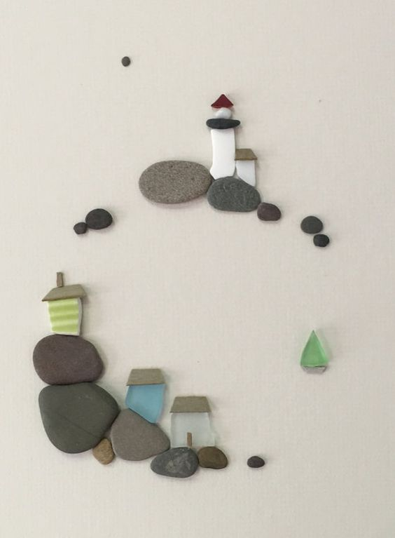 Summer Ideas - crafts for the walls12