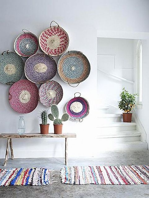 Summer Ideas - crafts for the walls15