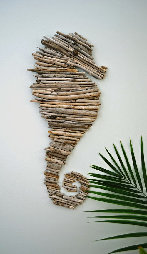 Summer Ideas - crafts for the walls19