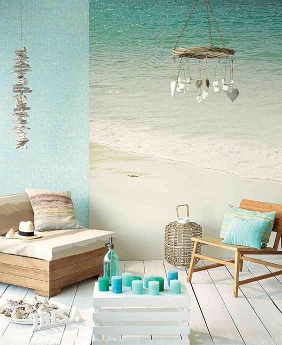 Summer Ideas - crafts for the walls27
