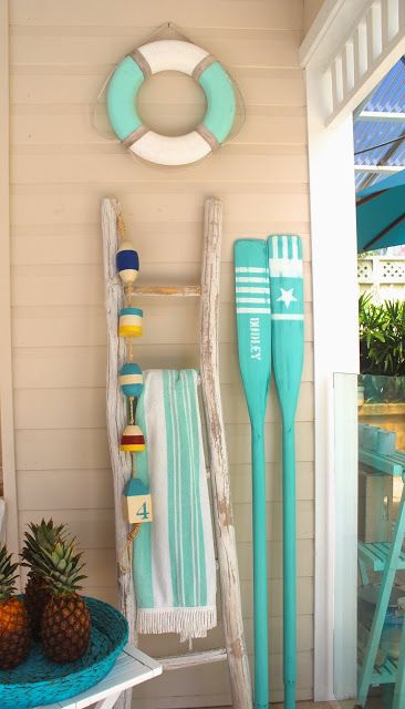 Summer Ideas - crafts for the walls31