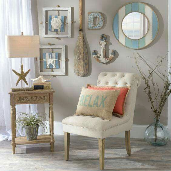 Summer Ideas - crafts for the walls37