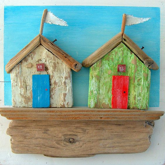 Summer Ideas - crafts for the walls5